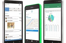 Những thiết bị Lumia đầu tiên được 'lên đời' Windows 10
