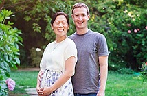 Mark Zuckerberg sắp đón bé gái đầu lòng
