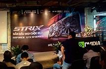 Offline trải nghiệm dòng card đồ họa Asus ROG GeForce 10 series