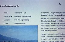 """Đà Nẵng: Đề nghị doanh nghiệp Internet chặn trang web dùng cụm từ """"China Beach"""