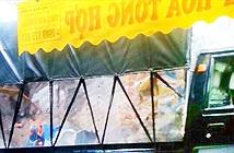 Mạo danh điện máy Trần Anh đi... bán rong bằng xe tải