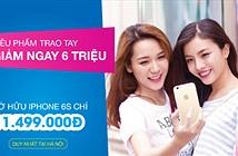 VinaPhone tặng 6 triệu đồng cho khách hàng mua iPhone