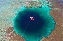 Phát hiện hố xanh lớn nhất thế giới nằm ở biển Đông