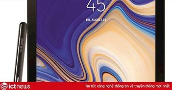 """Galaxy Tab S4 chính thức ra mắt: Samsung muốn """"tấn công"""" vào cả doanh nghiệp lẫn người dùng phổ thông"""