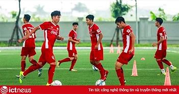 Thay đổi lịch thi đấu bóng đá nam  của ĐT Olympic Việt Nam tại ASIAD 18