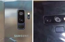 Video trên tay Galaxy Note 9 bất ngờ xuất hiện