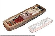 Kho báu 2.000 năm hé lộ bí mật trong mộ quý tộc Celtic
