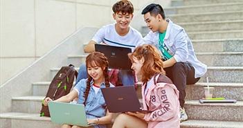 Laptop học sinh sinh viên: Mỏng hơn, nhẹ hơn và cá tính hơn