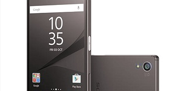 """Sony Xperia Z5: 5.2"""" FullHD, camera 23MP lấy nét 0.03 giây. Z5 Premium: màn hình 4K, pin 3430mAh"""