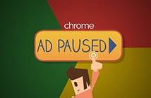 Chrome 45 tự động dừng phát nhiều quảng cáo Flash