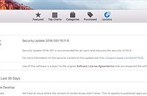 Mac cũng dính lỗ hổng bảo mật có thể bị khai thác để chiếm quyền điều khiển, update ngay!