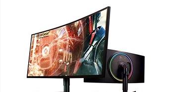 LG ra mắt bộ đôi màn hình ultrawide gaming với tần số làm tươi 144Hz