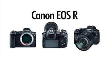 Những điểm nhấn đầu tiên của máy ảnh Mirrorless Full-frame Canon R