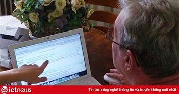Người già Mỹ 'nghiện' công nghệ hơn giới trẻ, tốn 10 tiếng mỗi ngày