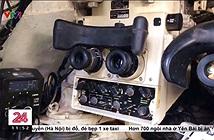 Xe tăng T-54M Việt Nam có hệ thống điều khiển hỏa lực sánh ngang T-90S?