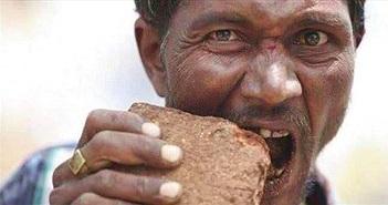 """Bất chấp nguy hiểm, loại đá """"mềm"""" này vẫn được sử dụng như thức ăn"""