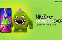 Samsung Galaxy M51: Pin 7.000 mAh, RAM 6B, Snapdragon 730G giá chỉ 340 USD