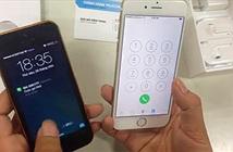 iPhone 6 bản khóa mạng của Nhật đã bị bẻ khóa tại VN