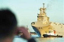 Ba Lan dọa tẩy chay tên lửa Pháp nếu giao tàu Mistral cho Nga