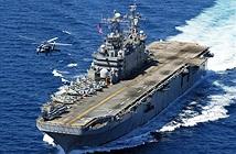 Chiến hạm Mỹ từng suýt mang tên 2 địa danh nổi tiếng ở Việt Nam