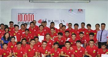 """Thêm 100 học viên sang Nhật theo chương trình """"10.000 kỹ sư cầu nối"""""""
