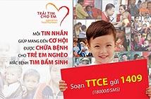 """Viettel đấu giá số đẹp """"lục quý 8"""" ủng hộ mổ tim cho trẻ em nghèo"""