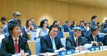 Việt Nam được bầu làm Chủ tịch Đại hội đồng WIPO