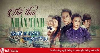 Ba seri phim đình đám lên sóng SCTV trong tháng 10