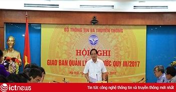 """Bộ trưởng Trương Minh Tuấn: """"Nhà mạng phải thực hiện nghiêm cam kết chặn tin rác, SIM kích hoạt sẵn"""""""