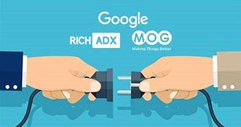 Google chọn MOG là đối tác triển khai nền tảng quảng cáo Ad Exchange tại Việt Nam