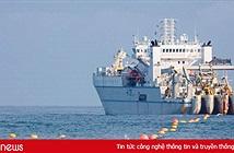 Microsoft và Facebook công bố lắp xong tuyến cáp ngầm xuyên Đại Tây Dương