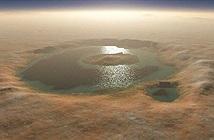 Thêm bằng chứng mới về nước tồn tại trên sao Hỏa cổ đại