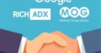 Google chọn MOG Việt Nam làm đối tác triển khai nền tảng Ad Exchange