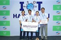 Đội iPG (Đại học Lạc Hồng) vô địch cuộc thi Vietnam IoT Hackathon 2017