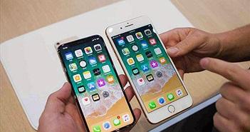Hàng loạt smartphone của Apple giảm giá khi iPhone XS về VN