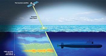 """Trung Quốc phát triển """"mắt thần"""" soi rõ mọi tàu ngầm dưới đáy biển"""