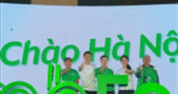 Grab triển khai dịch vụ giao nhận thức ăn GrabFood tại Hà Nội