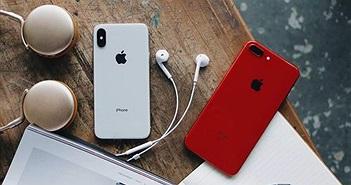 iPhone X, iPhone 8 và 8 Plus giảm tới 3 triệu đồng