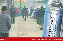 Máy lọc chưa đủ, người dân Trung Quốc từng đổ xô đi mua không khí đóng chai từ Cananda, doanh nghiệp kiếm bộn tiền