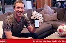Phản ứng bất ngờ của Mark Zuckerberg sau khi rò rỉ cuộc họp nội bộ