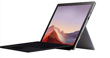 Microsoft Surface Pro 7, Surface Laptop mới lộ diện