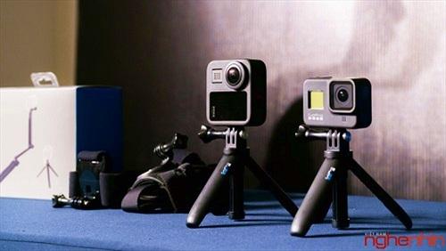 GoPro cùng Synnex FPT ra mắt Hero 8 Black và Max tại thị trường Việt giá 10,5 triệu
