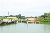 [ẢNH] Xe tăng, pháo binh VN vượt sông luyện tập tác chiến