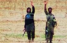 IS bắt chiến binh uống thuốc gây ảo giác để không sợ chết