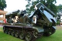 Lực lượng Tăng-Thiết giáp huấn luyện giỏi, sẵn sàng chiến đấu cao