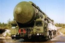 Sau Bulava, Nga phóng thử tiếp tên lửa đạn đạo Topol-M
