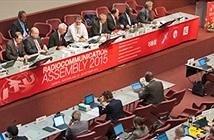 ITU tập trung phát triển bộ tiêu chuẩn cho 5G