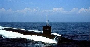Lai lịch tàu ngầm tên lửa Mỹ bí mật tới châu Á