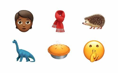 """Cập nhật ngay iOS 11.1 để có thêm hàng trăm emoji """"kịch độc"""""""