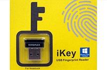 Đầu đọc vân tay USB Kingmax iKey: 1 vân tay để bảo mật cho tất cả